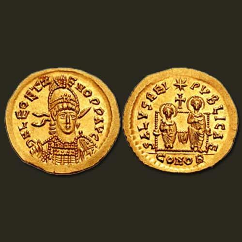 Byzantine-Emperor-Leo-II-died-today