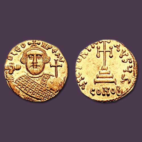 Byzantine-Emperor-Leontios-died-today