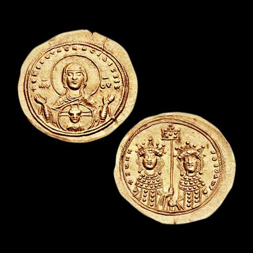 Byzantine-Empress-Zoe-takes-the-throne