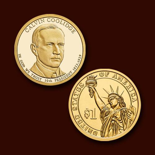 Calvin-Coolidge-Commemorative-Coin