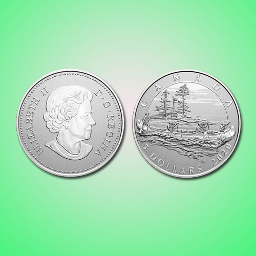 Canada-Coin-Commemorates-350th-Anniversary-of-Hudson's-Bay-Company