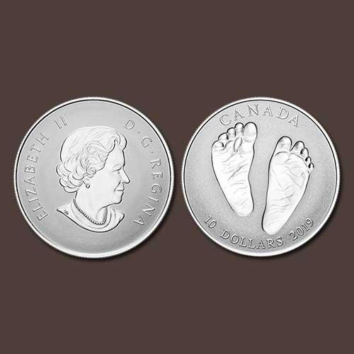 Canada-Mint's-Baby-Feet-Coin
