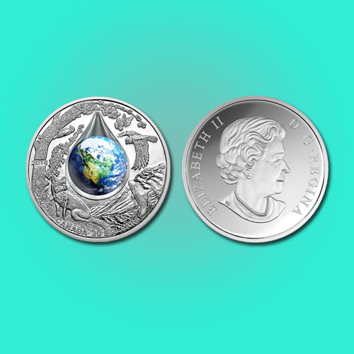 Canada's-2016-Mother-Earth-Coin