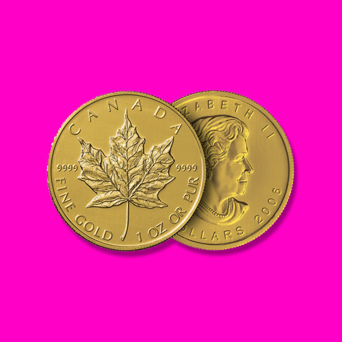 Canadian-Gold-Maple-Leaf-Coin