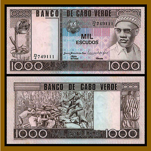 Cape-Verde-One-Thousand-Escudos-banknote-of-1977