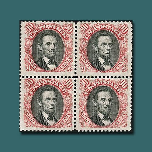 Carmine-and-Black-Block-stamp