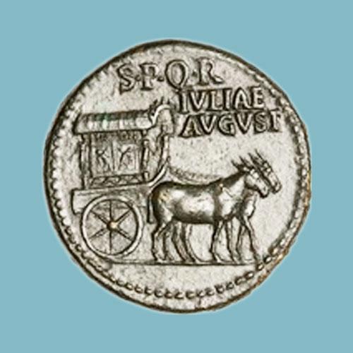 Carpentum-on-Roman-coin
