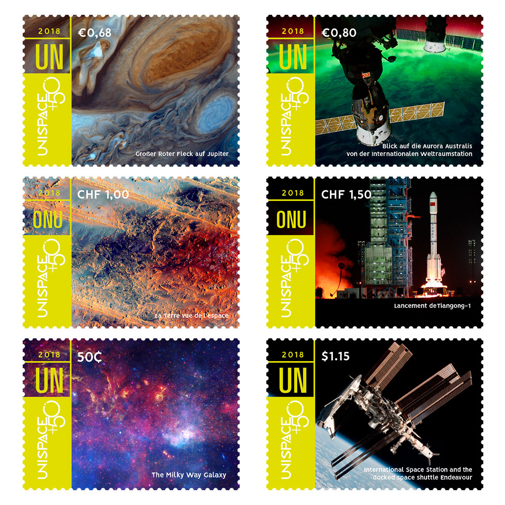 Celebrating-50-years-of-peaceful-use-of-Outer-Space-on-Stamps!