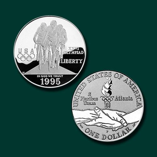 Centennial-Olympics-Cycling-Silver-Dollar