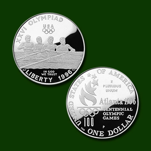 Centennial-Olympics-Rowing-Silver-Dollar