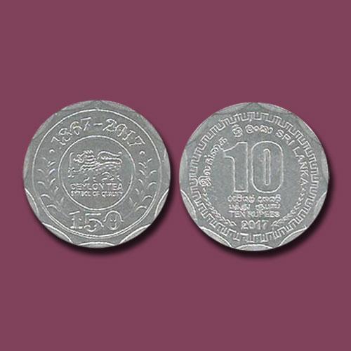 Ceylon-Tea-150th-Anniversary-–-Commemorative-Coin--2017