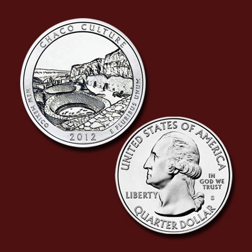 Chaco-Cultural-National-Historical-Park-Quarter-Dollar