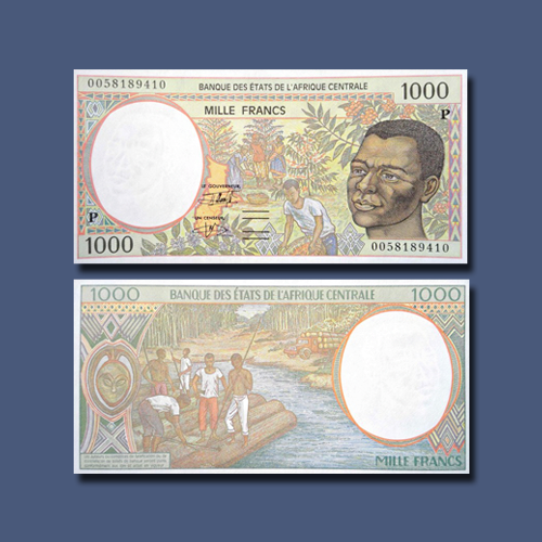 Chad-1000-Francs-banknote-of-2000