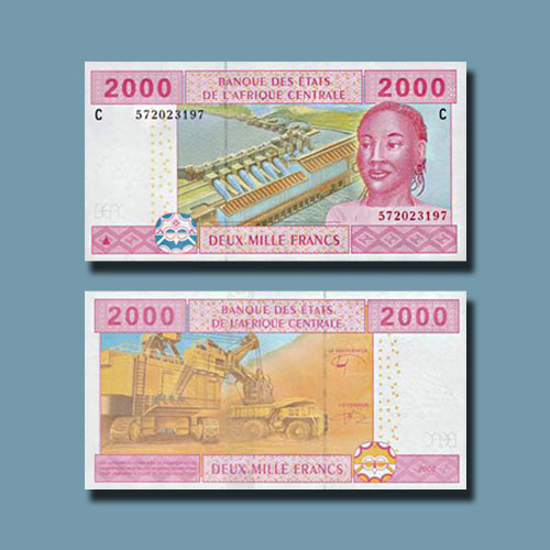 Chad-2000-Francs-banknote-of-2002