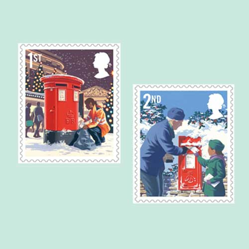 Christmas-stamp-released-by-Royal-Mail