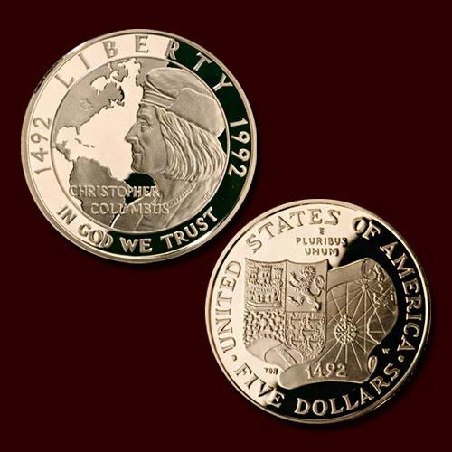 Christopher-Columbus-Quincentenary-Gold-5-Dollar