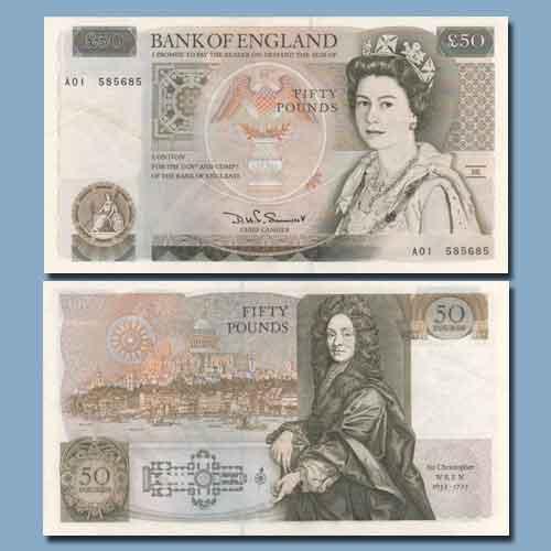 Christopher-Wren-on-British-50-Pounds