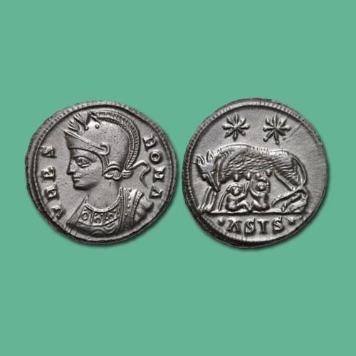 City-Commemorative-Copper-Follis-of-the-Roman-Empire