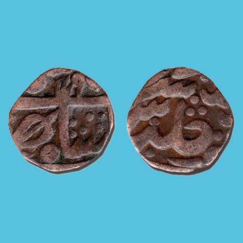 Coin-of-Bhim-Sen