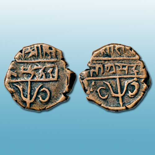 Coin-of-Chamba-Princely-State