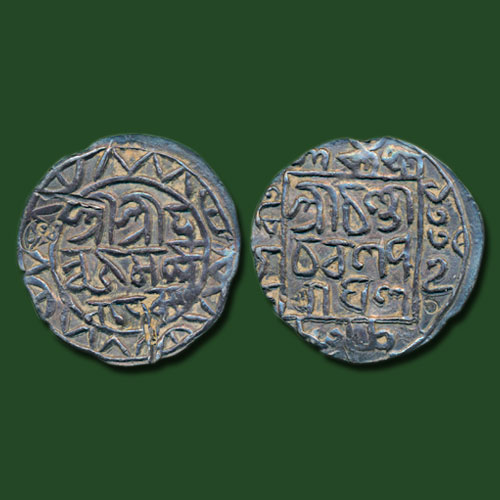 Coin-of-Danujamarddana-Deva