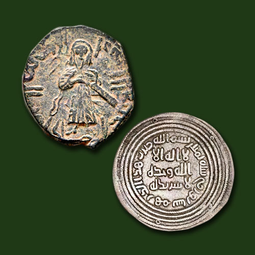 Coinage-of-Abd-al-Malik-Ibn-Marwan