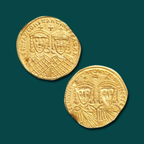 Coinage-of-Leo-IV-the-Khazar