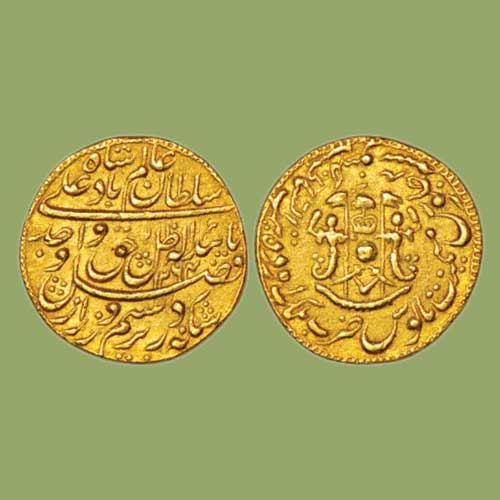 Coinage-of-Nawab-Wajid-Ali-Shah
