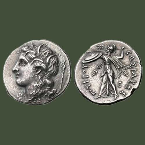 Coinage-of-Pyrrhus-of-Epirus
