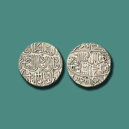 Coinage-of-Shihab-Al-Din-Ahmad-Shah-I