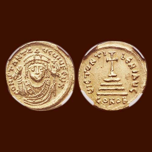 Coinage-of-Tiberius-II-Constantine