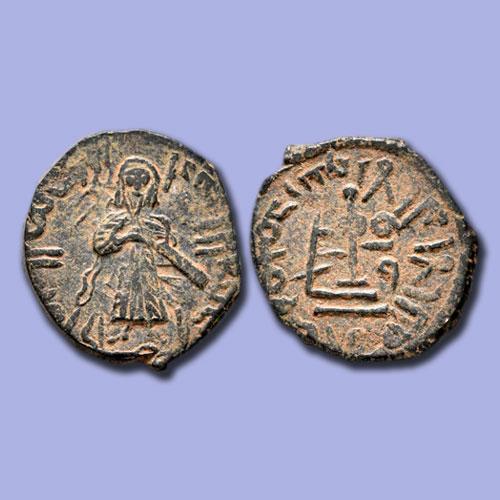 Coinage:-Umayyad-Caliphate