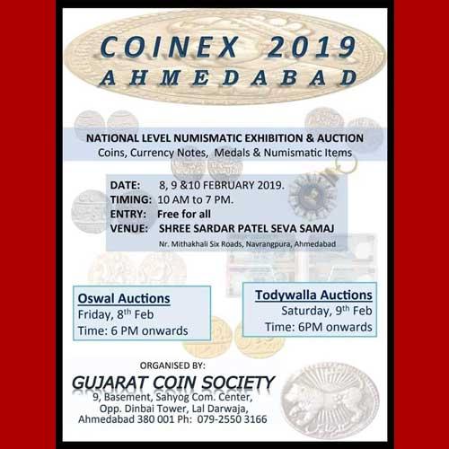 Coinex-2019-Ahmadabad