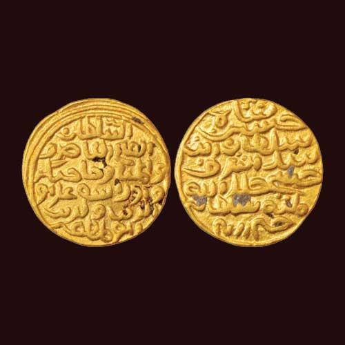 Coins-of-Ala-al-Din-Husain-Shah