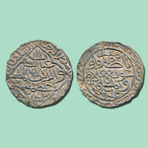 Coins-of-Bengal-Sultan-Ghiyath-Al-Din-Azam