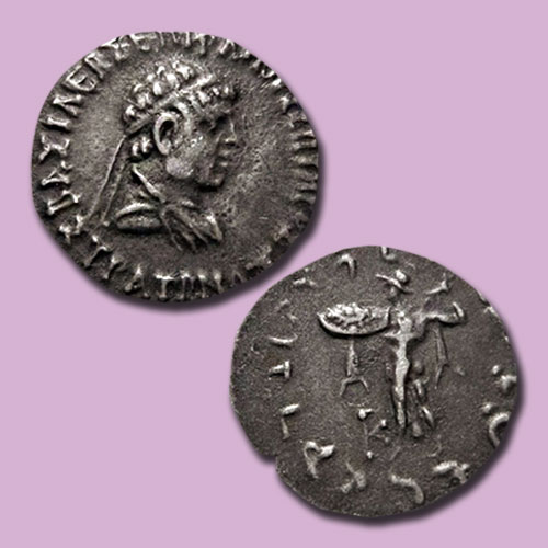 Coins-of-Indo-Greek-King:-Strato-I