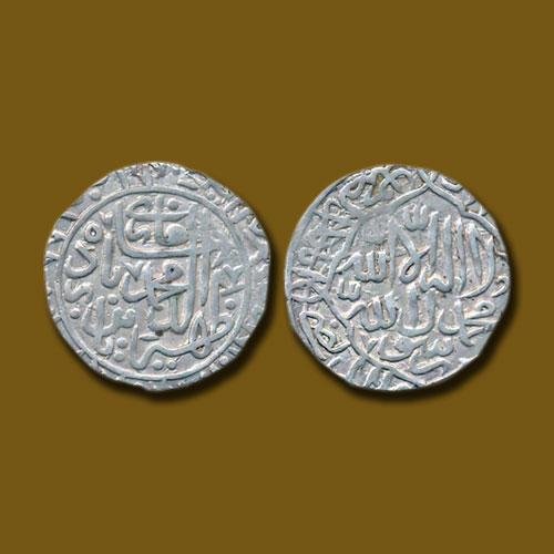 Coins-of-Mughal-Emperor-Babur