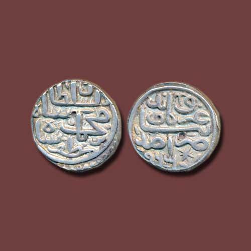 Coins-Struck-in-the-name-of-Muhammad-Bin-Muzaffar-(Malwa-Sultanate)