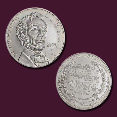 Commemorative-Coin-of-Abraham-Lincoln