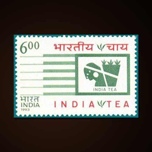 Commemorative-Stamp-on-Indian-Tea