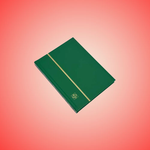 Conceal-Your-Collection-Secretly-in-Lighthouse-Stockbook-[Green]
