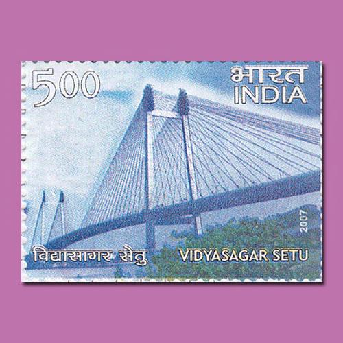 Construction-of-the-Vidyasagar-Setu-Starts