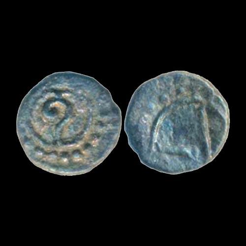 Copper-Coin-of-Chudasamas-of-Gujarat