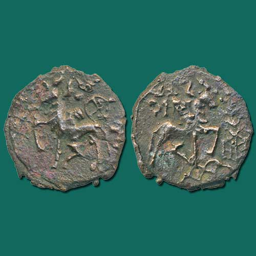 Copper-Coin-of-City-State-of-Kaushambi