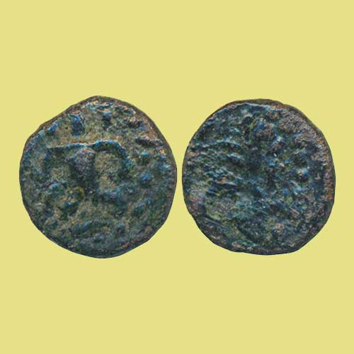 Copper-Coin-of-Gupta-Ruler-Ramagupta