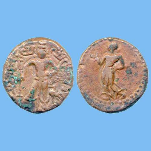 Copper-coin-of-Yaudheyas