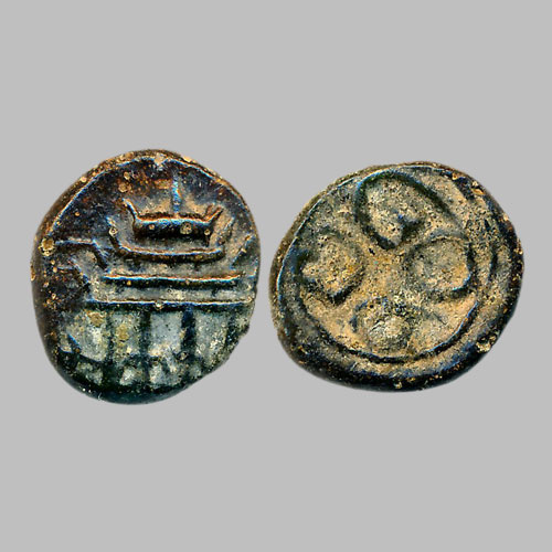 Copper-Coins-of-Madurai-Nayakas
