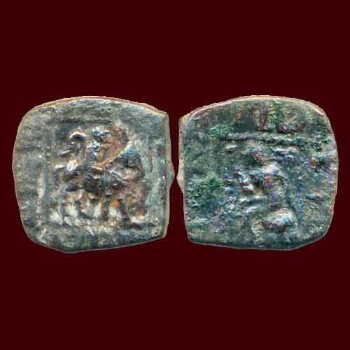 Copper-Drachm-of-King-Azilises-