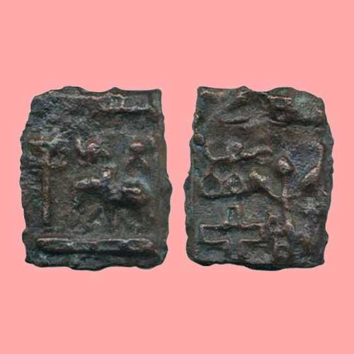 Copper-Karshapana-of-Sunga-Dynasty