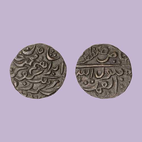 Copper-Paisa-of-Sidi-Ibrahim-Khan-III